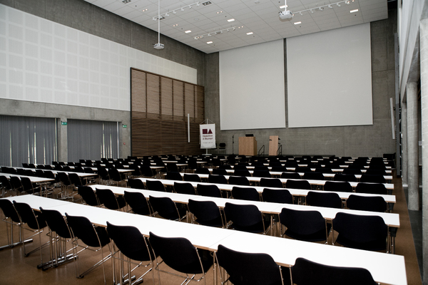 Main conference hall